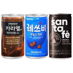 레쓰비 150mlx30캔/캔커피/음료수/캔음료/쥬스
