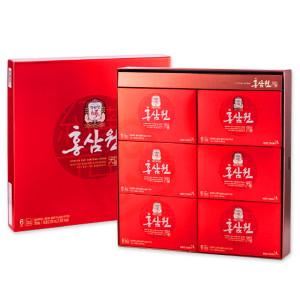 [정관장] 홍삼원 70mlX30포-선물세트/골드/골드진 쇼핑백증정