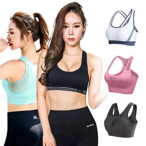[글램브라] 파격특가/S~XXL/스포츠브라/브라탑/여성운동복/헬스복