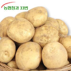 (현대Hmall) 농협청과33번  20년 햇감자 5kg (중)-가정실속형/쩌먹기 좋은크기