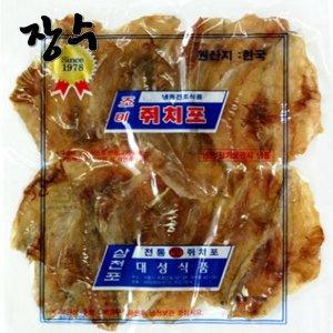 국산쥐포 300g 삼천포명품쥐포 (대성/성일)