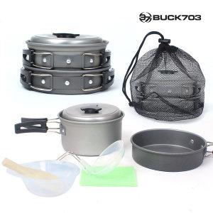 [BUCK703] Buck703 캠핑주방조리도구소품 모음전/코펠/고기불판