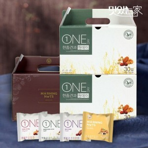 맛있는家  산과들에 원데이오리지널 30봉+30봉+30봉 선물세트