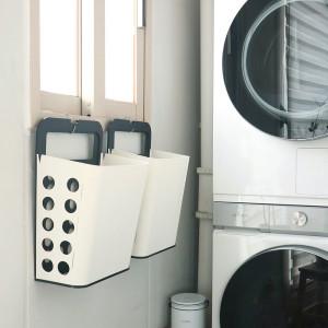 [플라팜] 릴레이 창틀선반정리대 20리터 종량제사이즈 틈새수납