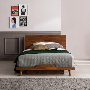 [잉글랜더] (매트포함)마네 평상형 슈퍼싱글 퀸 침대 모음 SS Q