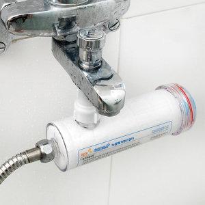 샤워플러스 SF-150 녹물염소제거필터 연수기/정수기
