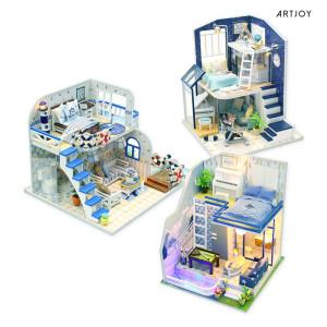 (빅스마일데이) 아트조이 DIY 미니어쳐하우스 만들기