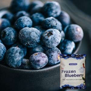 [시아스] 블루베리 미국산 A그레이드 냉동 블루베리1kg특가
