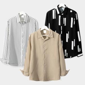 신상셔츠/겨울셔츠/캐주얼/체크/빅사이즈/남성/베이직