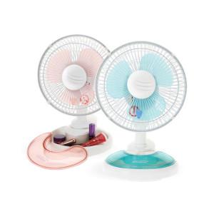 [윈드피아] 집게형 탁상용선풍기 미니선풍기 집게선풍기 83S블루