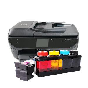 [HP] HP 7645 팩스 무한잉크 복합기 프린터 + 무한통