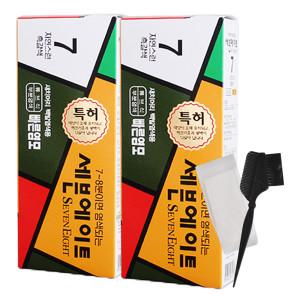 [동성제약] 세븐에이트 새치커버 염색약 3종택(7~8분이면 염색끝)