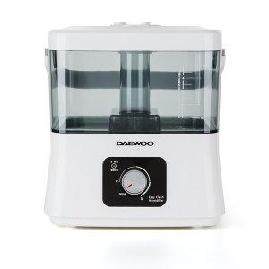 [대우] 초음파 가습기 간편세척 대용량 7L X2000 화이트