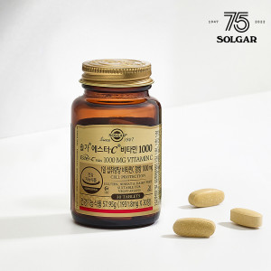 [솔가] 에스터C 비타민C 1000mg (30정/1개월)