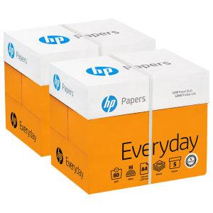[HP] HP A4 복사용지(A4용지) 80g 2500매 2BOX/더블에이