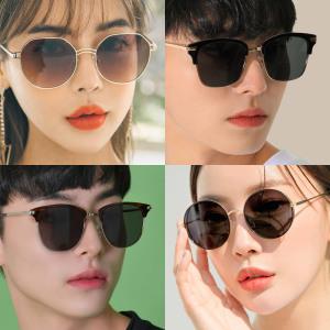 [헤링본] 미러 선글라스 패션 썬 남자 여자 UV차단 자외선 보잉