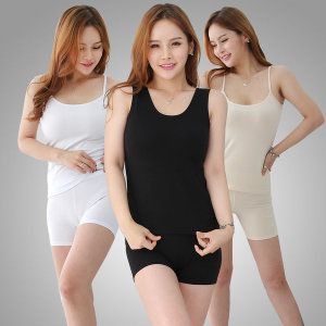 나시 속바지 속치마 교복속바지 텐셀 인견 여성속옷