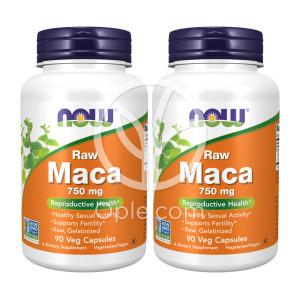 2개 나우푸드 마카 750 mg 90 베지 캡슐