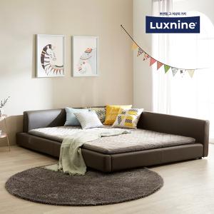 [럭스나인] 라텍스 매트리스 토퍼 핫앤쿨 스페셜 (퀸)