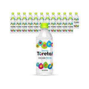 토레타 500ml x24pet