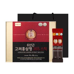[정원삼] 6년근 고려홍삼정 365스틱 홍삼 홍삼스틱