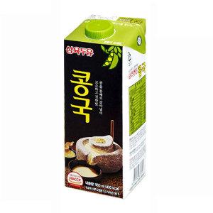 [삼육] 삼육두유 콩국 950mlx12팩/콩국물 /콩국수