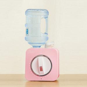 프리미엄 보틀 미니 가습기 TESS-7000 핑크 귀요미증정