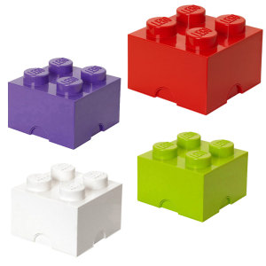[레고] 레고문구4종세트 외 레고정리함4구 레고도시락 소품