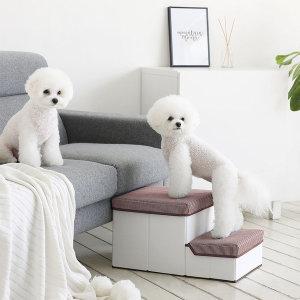 [울리] Woolly 편안하개  강아지계단/애견스텝