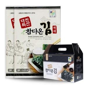 대천참다온김 전장/도시락김 선물세트