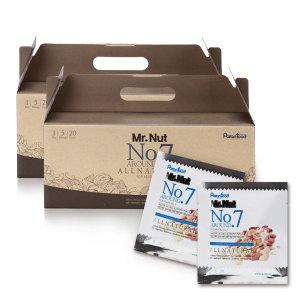 미스터너트30팩X2개 하루한줌견과류 선물세트 No.7