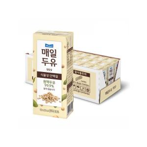 매일두유 식물성단백질 24팩/쿠폰가 11,400원