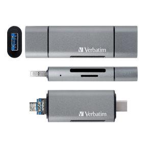 버바팀 타입C OTG SD카드리더기 + 마이크로5핀 USB3.0