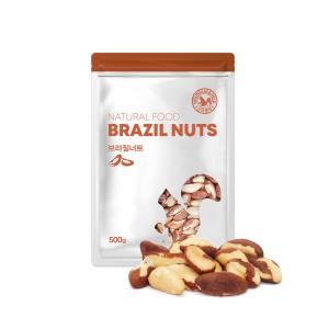 [산과들에] 브라질너트(페루)500gx2봉