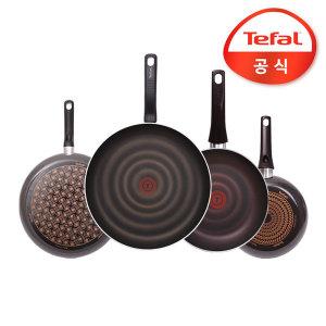 [테팔] 테팔 티타늄코팅 쏘옵티말/델리시오 후라이팬+사은품