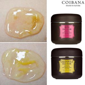 [코이바나] 1+1 꽃잎 수면팩/피부진정+보습+수분충전 수분크림
