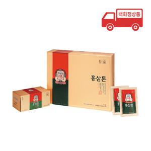 정관장 홍삼톤50mLx60포+선물포장/쇼핑백