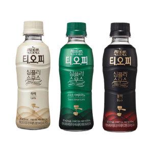 [티오피] 맥심 티오피 심플리스무스 페트240ml 20개입/커피