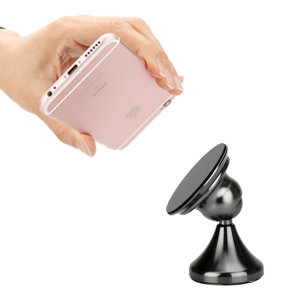 [카늘] 체스 차량용 핸드폰 거치대 휴대폰 스마트폰 일반 크롬