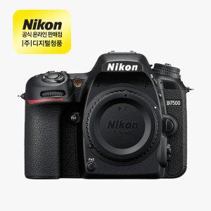 [니콘] D7500 BODY (주)디지털청풍 프로모션 진행중