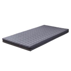 [더릭스홈] 기절 마약매트리스 침대 접이식 바닥 토퍼 수면매트