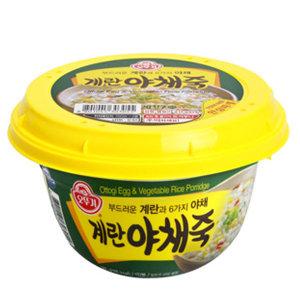 [오뚜기] 계란야채죽(상온) 285g