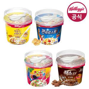 [켈로그] 켈로그 컵 시리얼 12개 (1박스)