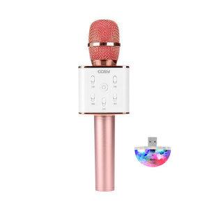 [코시] 블루투스 마이크+미러볼 무료제공 SP3235MKBT /핑크