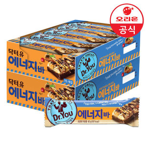 [닥터유] 에너지바 40g x15개 2세트 (총 30개입)