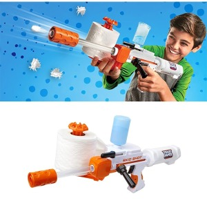 Toilet Paper Blaster Skid Shot/화장지 총/미국배송