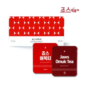 죠스떡복이 죠스어묵티 24T(기본12T+매운맛12T)/간식/떡볶이/분식
