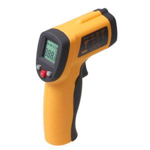 인파로 레이저 적외선 온도계 비접촉식 측정기 빠른 온도 측정