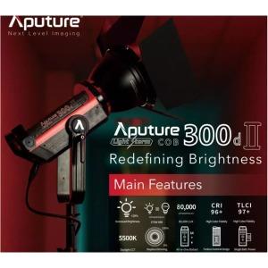 Aputure ls  300d ii led cob 라이트 5500 k C300DII