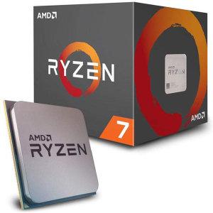 AMD 라이젠 7 2700X 정품